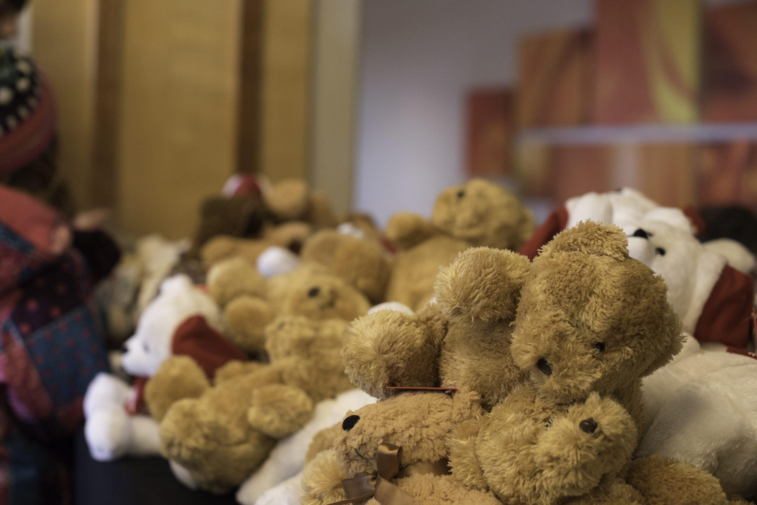 Teddy Bears 2017