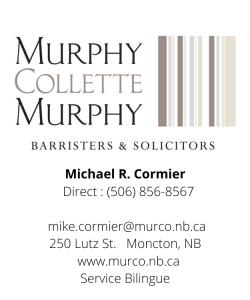 MCM Michael Cormier